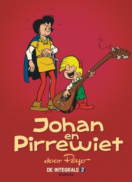 Johan en Pirrewiet - Integraal - Johan en Pirrewiet - Integraal 2