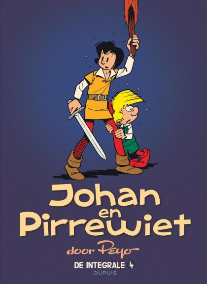 Johan en Pirrewiet - Integraal - Johan en Pirrewiet - Integraal 4