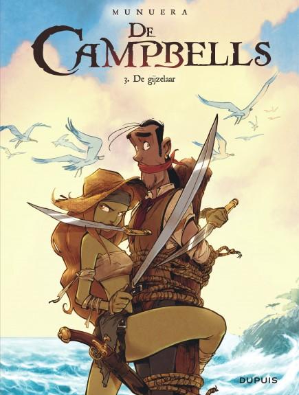 Campbells, De  - De gijzelaar