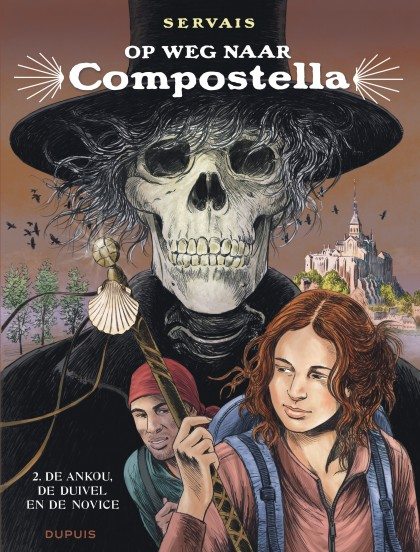 Op weg naar Compostella - De Ankou, de duivel en de novice