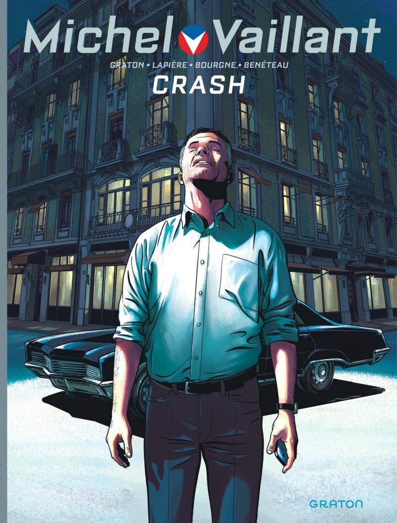 Michel Vaillant - Seizoen 2 - tome 4 - Crash