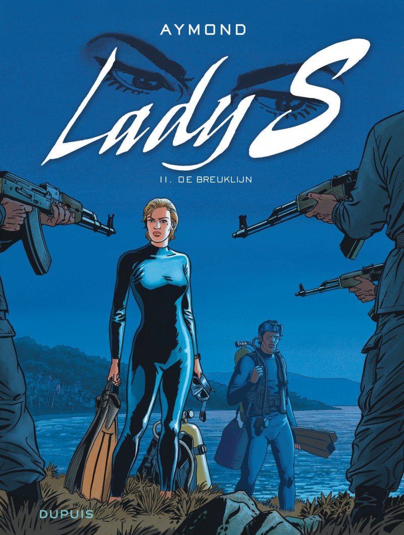 Lady S - tome 11 - De breuklijn
