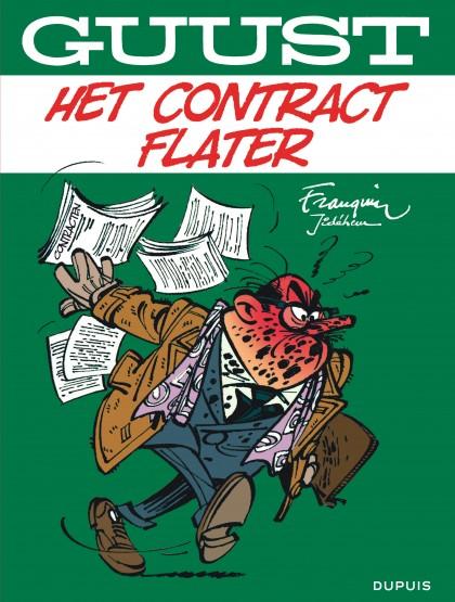 Guust Flater Best-Of  - Het contract Flater