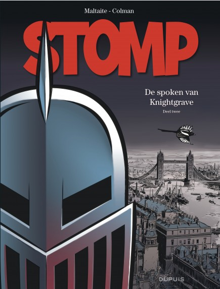 Stomp - De spoken van Knightgrave deel 2