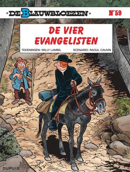 Blauwbloezen, De - De vier evangelisten