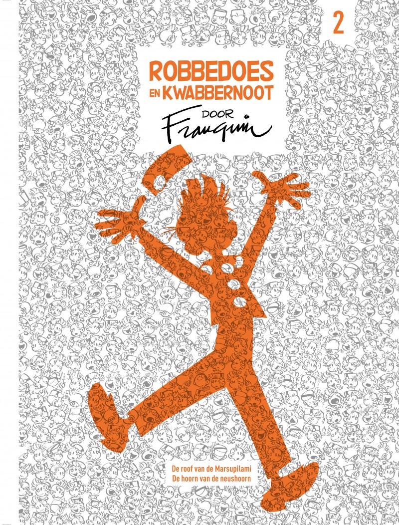 Robbedoes en Kwabbernoot door Franquin - tome 2 - Robbedoes en Kwabbernoot door Franquin 2