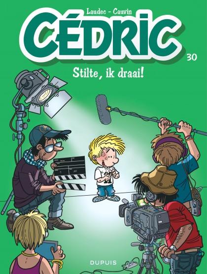 Cédric - new look - Stilte, ik draai!