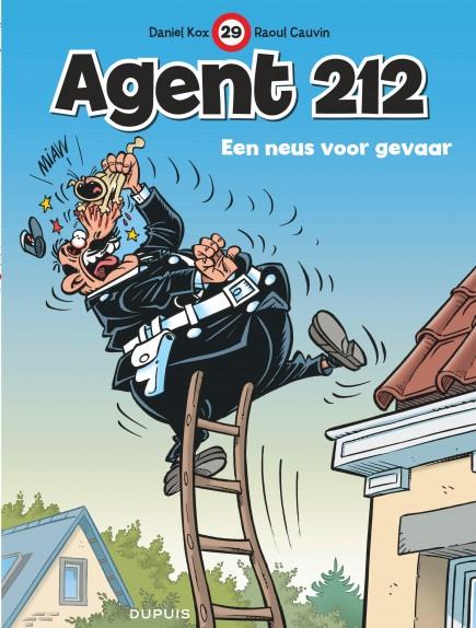 Agent 212 - Een neus voor gevaar