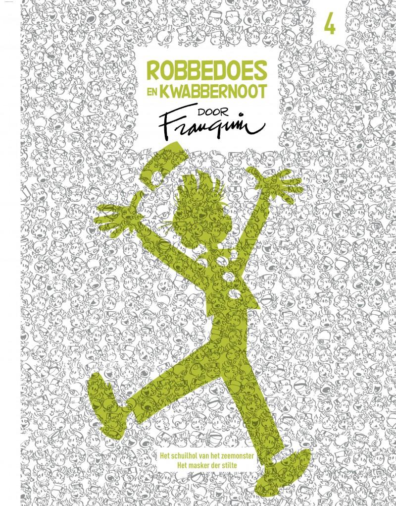 Robbedoes en Kwabbernoot door Franquin - tome 4 - Robbedoes en Kwabbernoot door Franquin