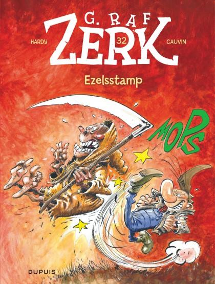 G.Raf Zerk - Ezelsstamp