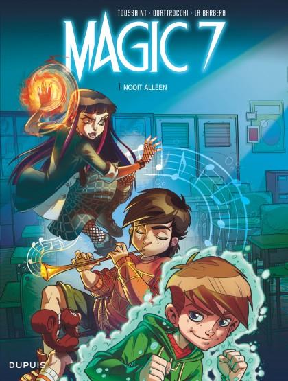 Magic 7 - Nooit alleen