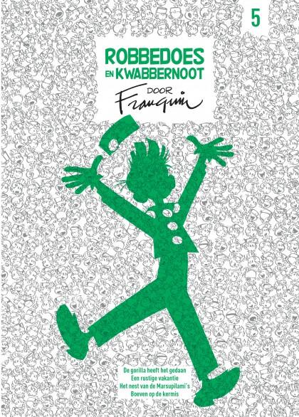 Robbedoes en Kwabbernoot door Franquin - Robbedoes en Kwabbernoot door Franquin 5