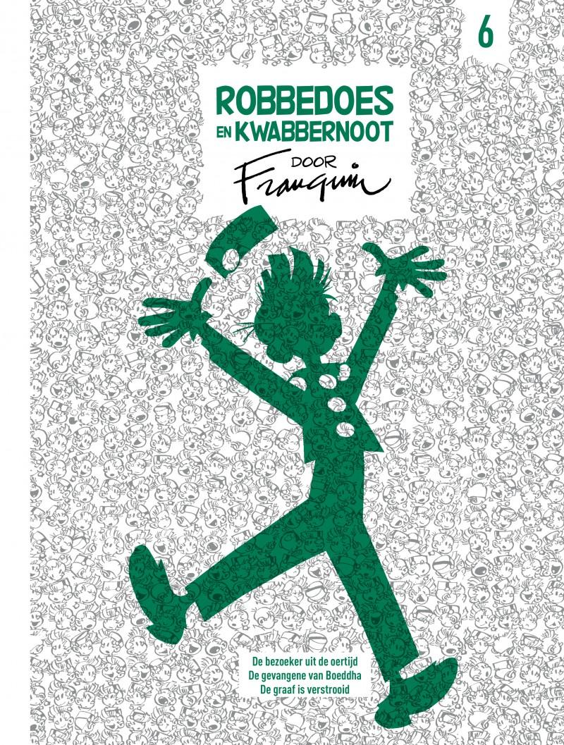 Robbedoes en Kwabbernoot door Franquin - tome 6 - Robbedoes en Kwabbernoot door Franquin 6