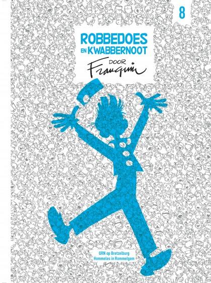 Robbedoes en Kwabbernoot door Franquin - Robbedoes en Kwabbernoot door Franquin 8