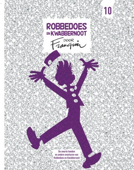 Robbedoes en Kwabbernoot door Franquin - Robbedoes en Kwabbernoot door Franquin 10