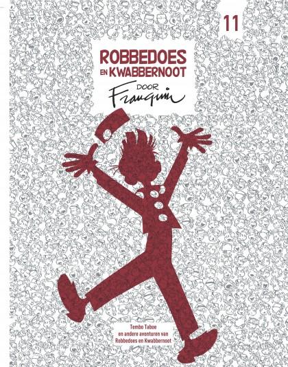 Robbedoes en Kwabbernoot door Franquin - Robbedoes en Kwabbernoot door Franquin 11