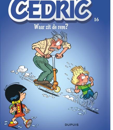 Cédric - new look - Waar zit de rem ?