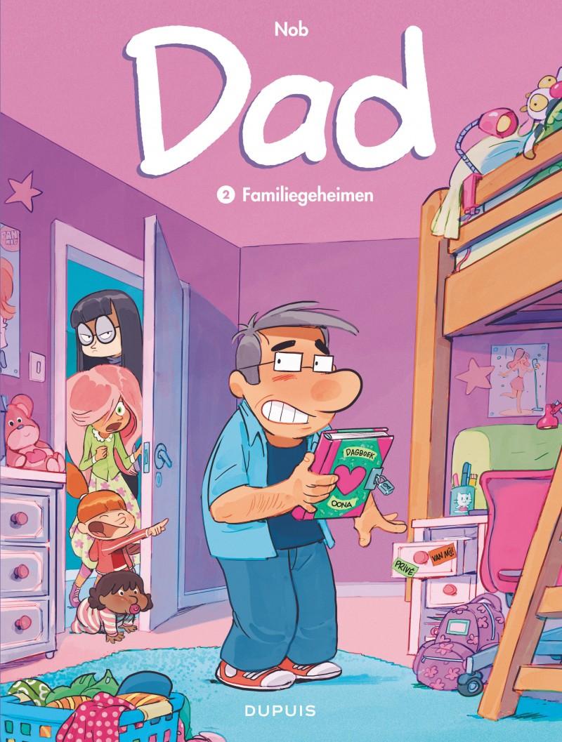 Dad - tome 2 - Familiegeheimen