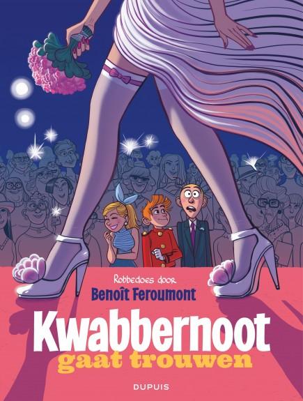 Robbedoes door ... (oneshot) - luxe - Kwabbernoot gaat trouwen