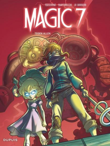 Magic 7 - Tegen allen!