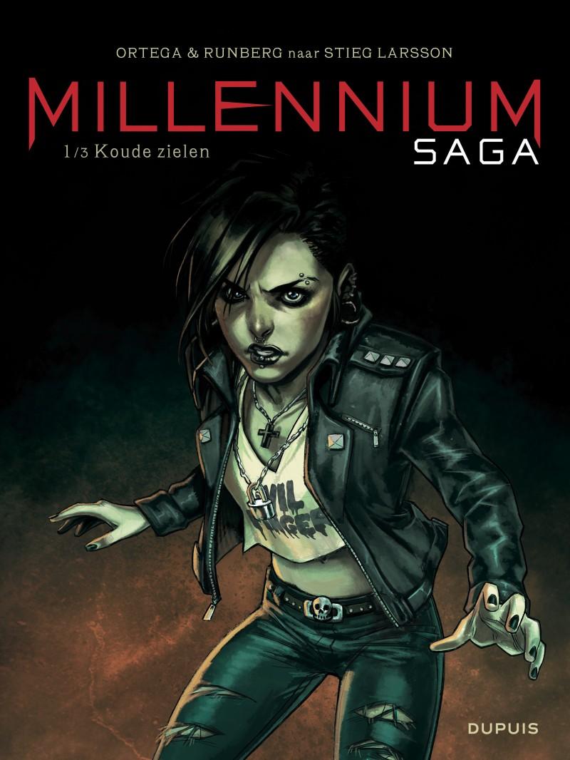Millennium Saga - tome 1 - Koude zielen