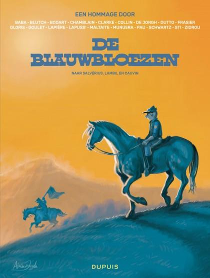 Tuniques Bleues par - Blauwbloezen - Een hommage door