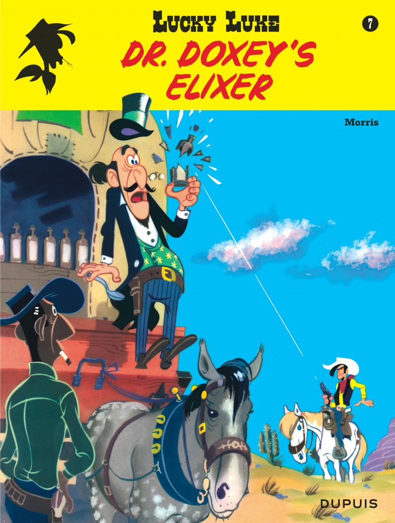 Lucky Luke (new look) - tome 7 - Dr Doxey's elexir