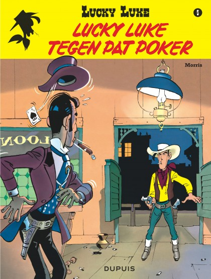 Lucky Luke (new look) - Lucky Luke tegen Pat Poker