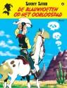 Lucky Luke (new look) Tome 10 - De blauwvoeten op het oorlogspad