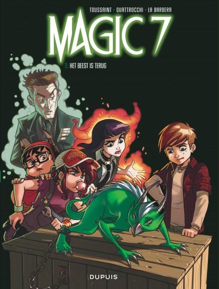 Magic 7 - Het beest is terug!