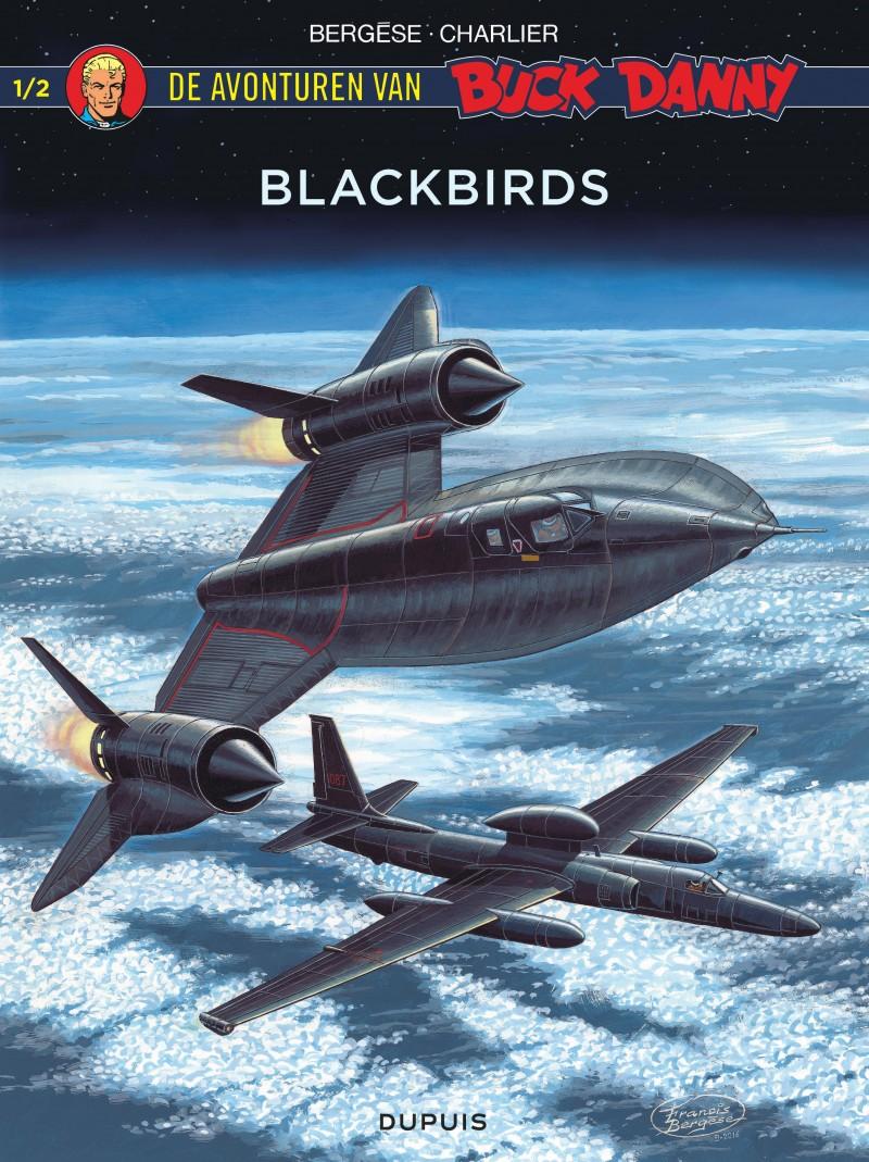 De avonturen van Buck Danny - tome 1 - De Blackbirds 1/2