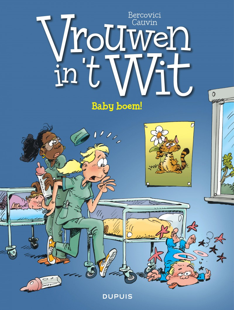 Vrouwen in 't wit - tome 39 - Baby Boem!