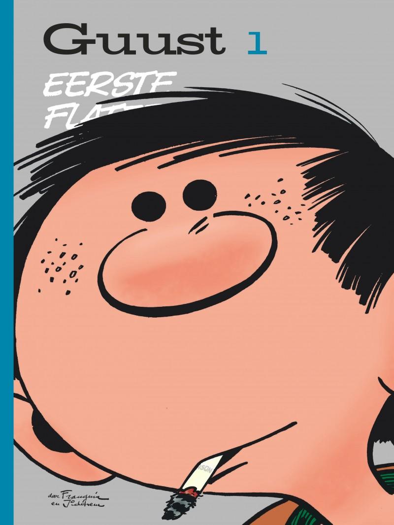 Guust Chrono - 60 jaar - tome 1 - Eerste Flaters