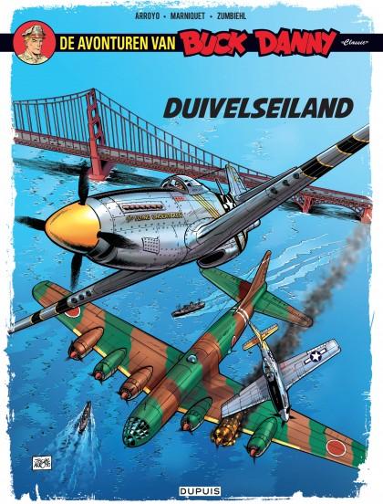 Buck Danny Classic - Duivelseiland