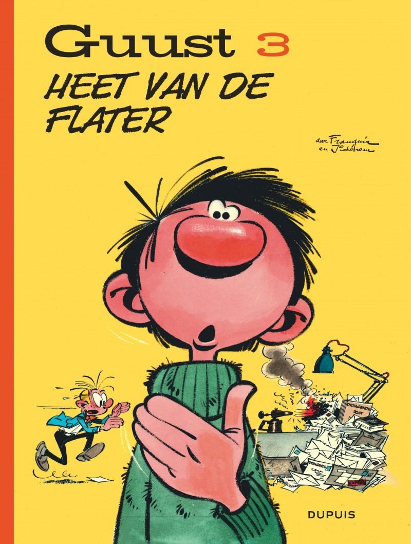 Guust Flater  - tome 3 - Heer van de flater