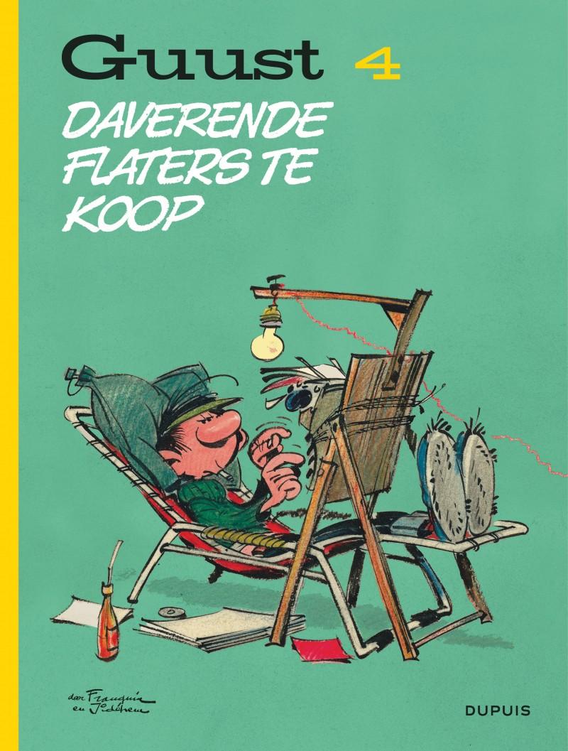 Guust Chrono - 60 jaar - tome 4 - Daverende flaters te koop