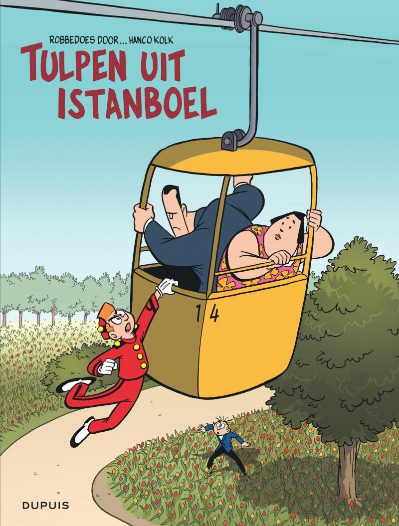 Robbedoes door ... (oneshot) - luxe - Tulpen uit Istanboel