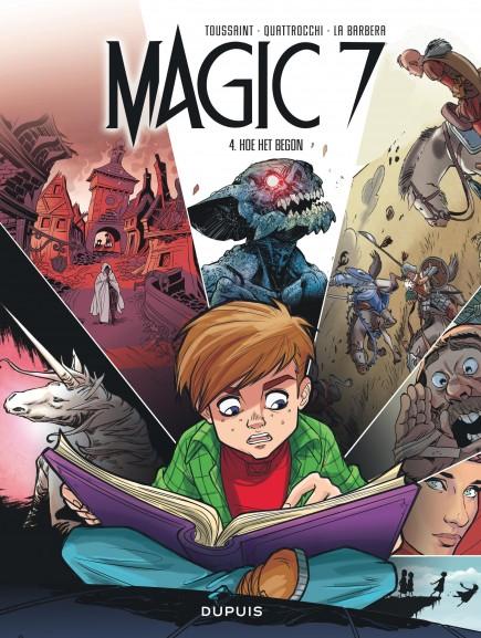 Magic 7 - Hoe het begon