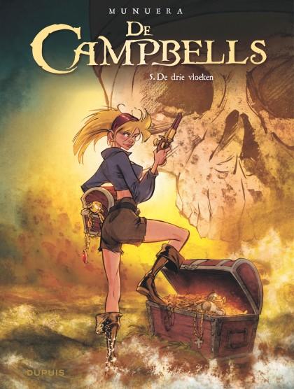 Campbells, De  - De drie vloeken