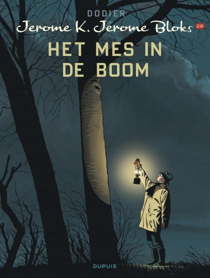Jerome Bloks - Het mes in de boom