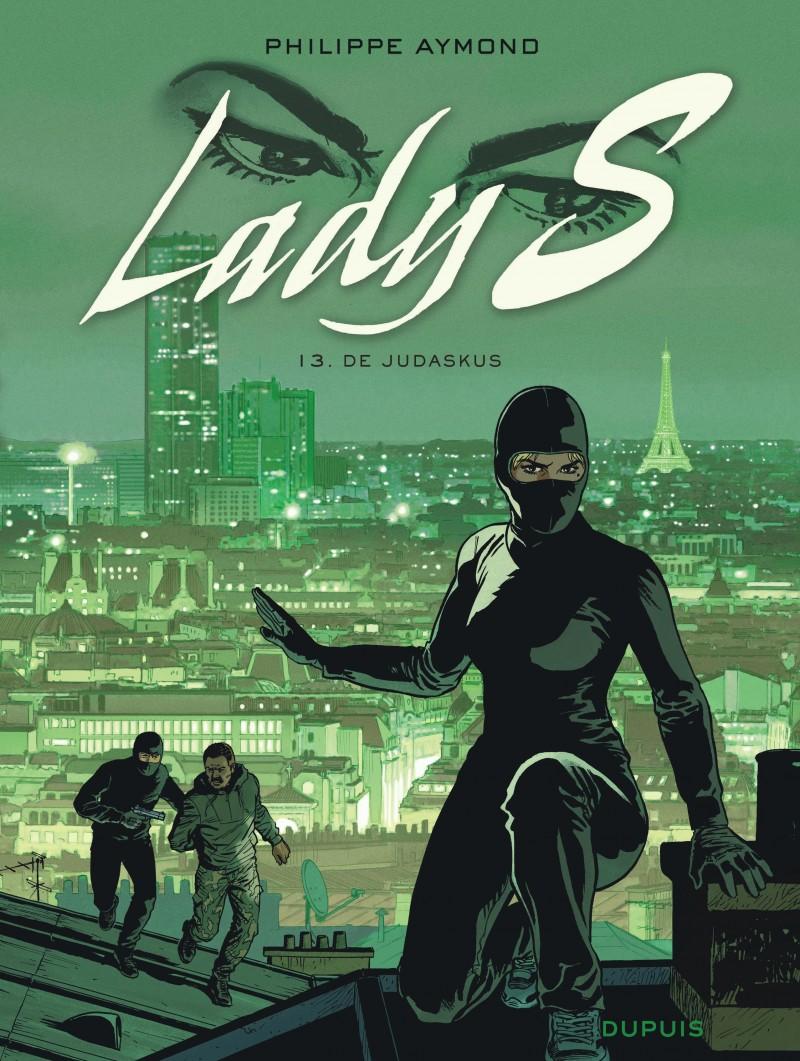Lady S - tome 13 - De judaskus