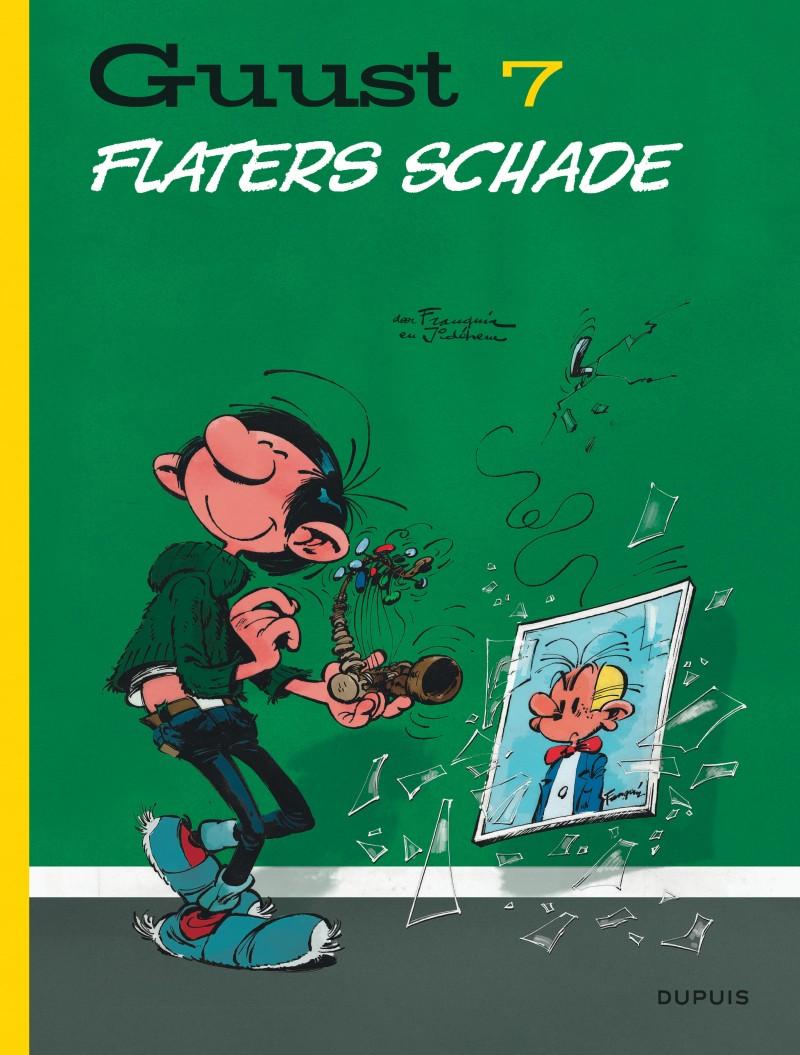 Guust Chrono - 60 jaar - tome 7 - Flaters schade
