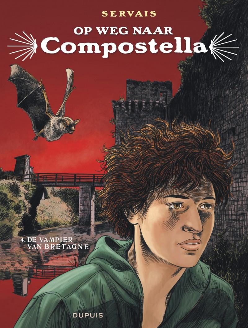 Op weg naar Compostella - tome 4 - De vampier van Bretagne