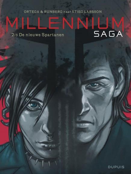 Millennium Saga - De nieuwe spartanen