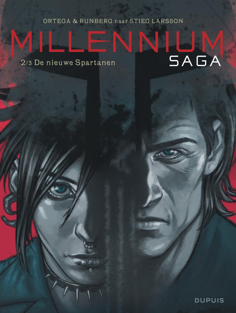Millennium Saga - tome 2 - De nieuwe spartanen