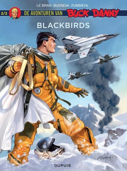 De avonturen van Buck Danny - De Blackbirds 2/2