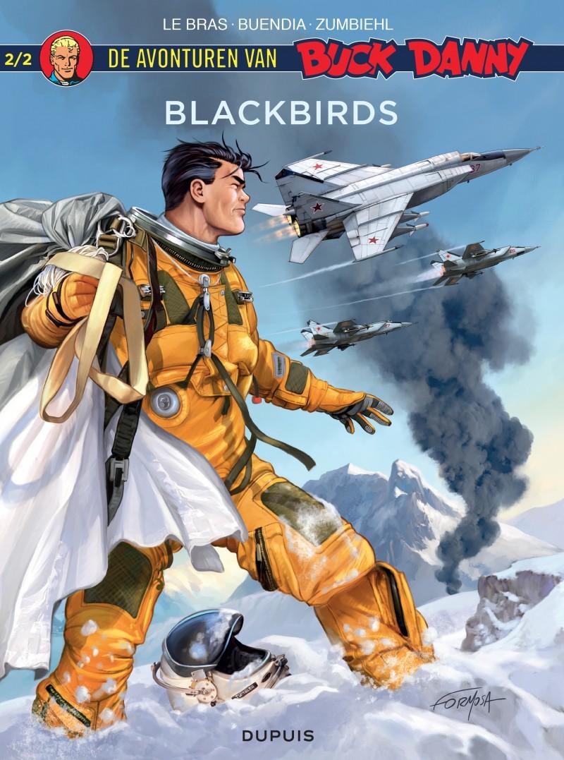 De avonturen van Buck Danny - tome 2 - De Blackbirds 2/2
