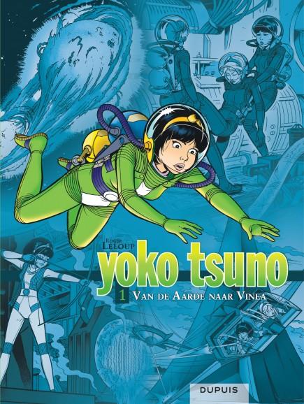 Yoko Tsuno - Integraal - Van de Aarde naar Vinea (Integraal 1)