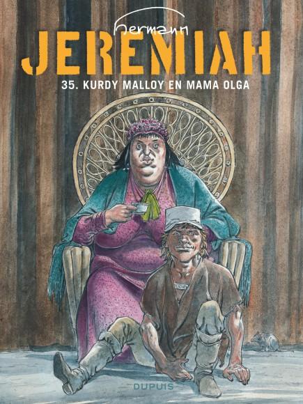 Jeremiah - HC - Kurdy Malloy