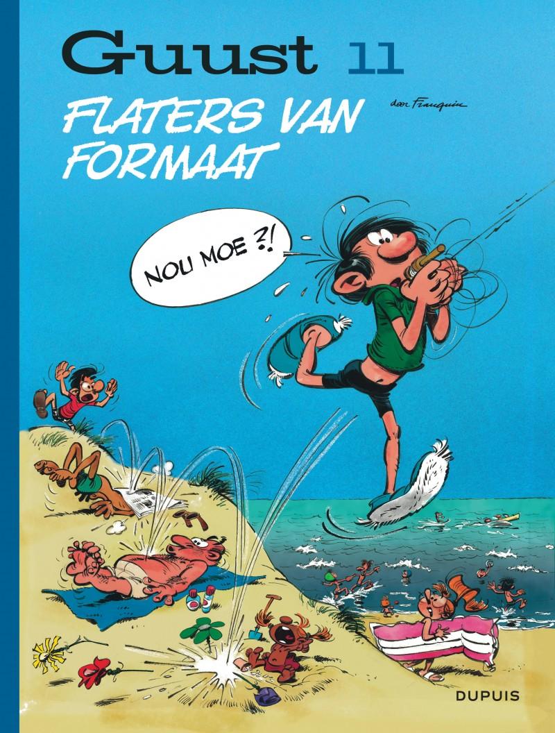 Guust Chrono - 60 jaar - tome 11 - Flaters van formaat